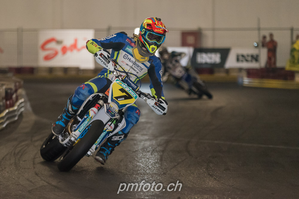 Bilder von der Supermoto Night 2017